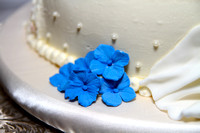 Champagne, Wedding Cake, Cutting, Sharing & Smash~ Photography