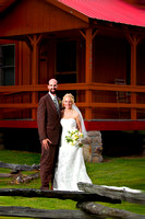 Hot Springs, NC +  Asheville NC +  Wedding photography + 5