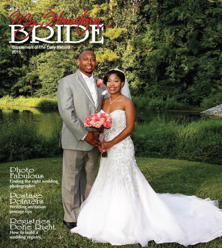 Cover of My Hometown Bride by wedding photographer S.Siko of Silvercord Event Photography