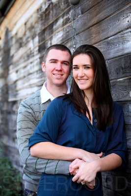 Engagement Photography + Raleigh, NC + JC Raulston Arboretum+ couples portrait