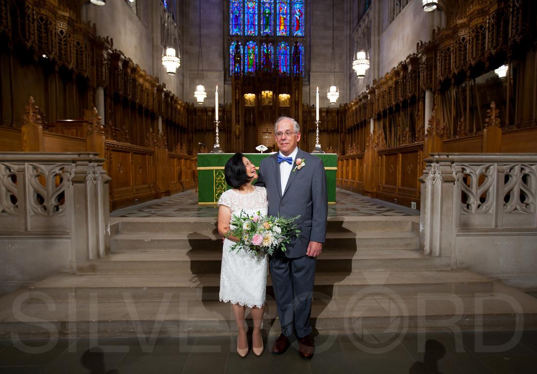 Duke Chapel wedding photography, photographer wedding vow renewal-9