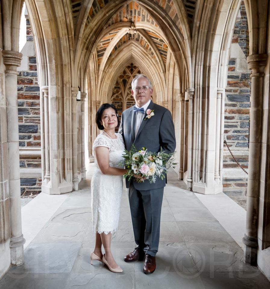 Duke Chapel wedding photography, photographer wedding vow renewal-16