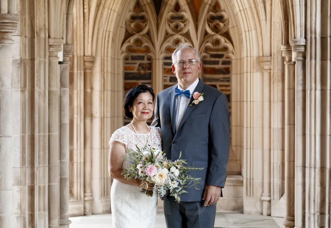 Duke Chapel wedding photography, photographer wedding vow renewal-17
