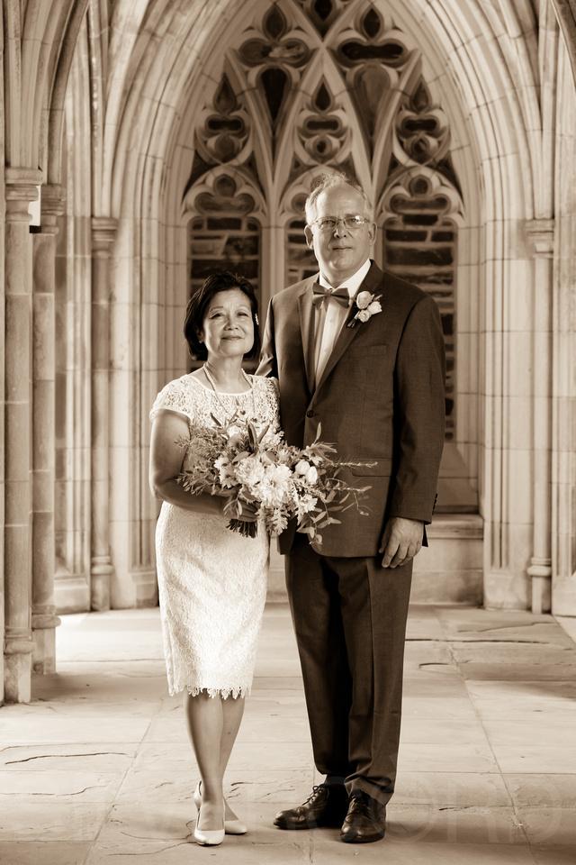 Duke Chapel wedding photography, photographer wedding vow renewal-18