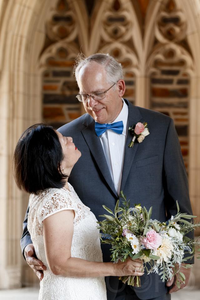 Duke Chapel wedding photography, photographer wedding vow renewal-19