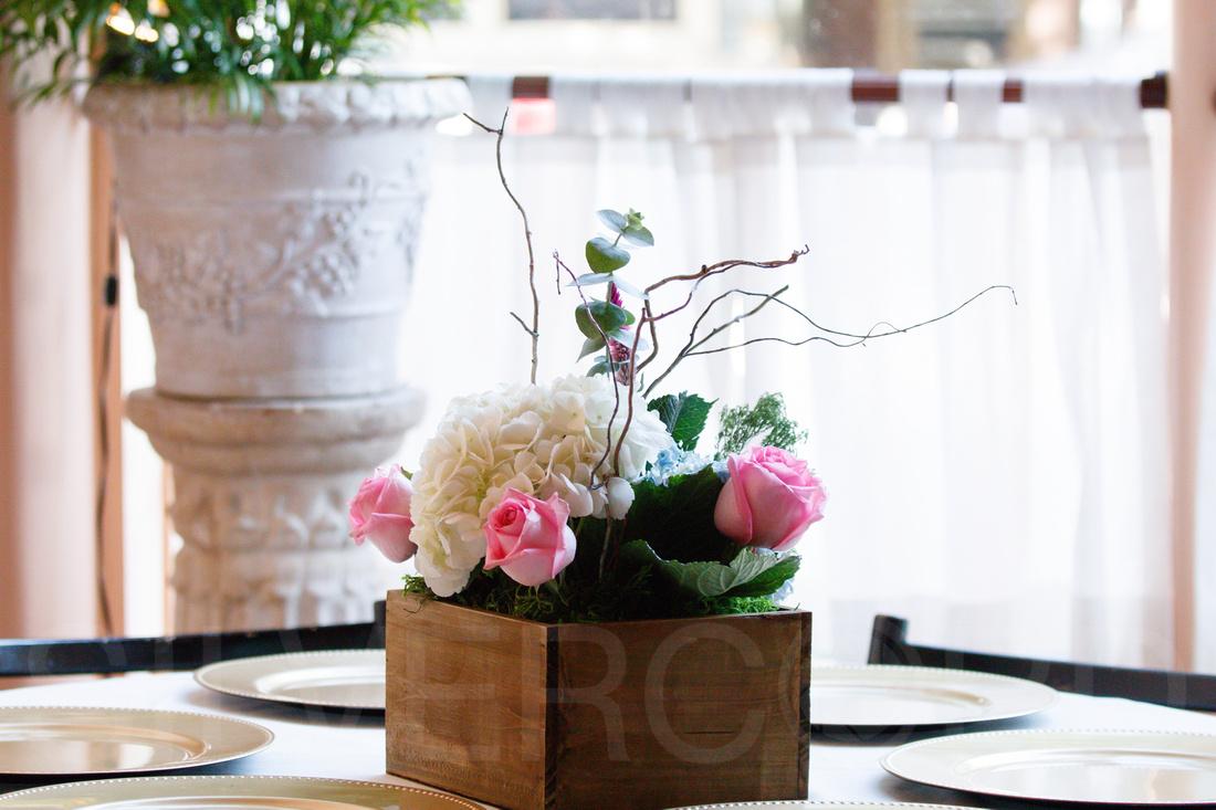 Cafe Luna Wedding