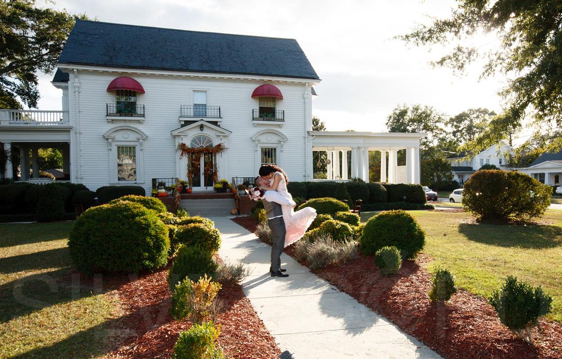 Simply Divine Dunn NC wedding photography October wedding North Carolina-42