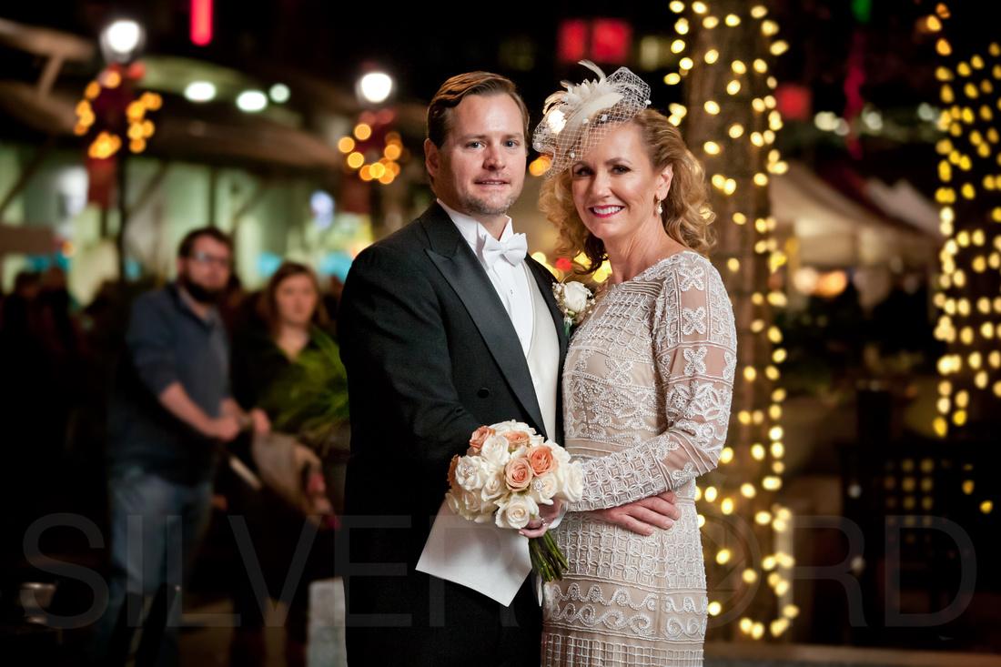 VA Dare Ballroom wedding photography portrait