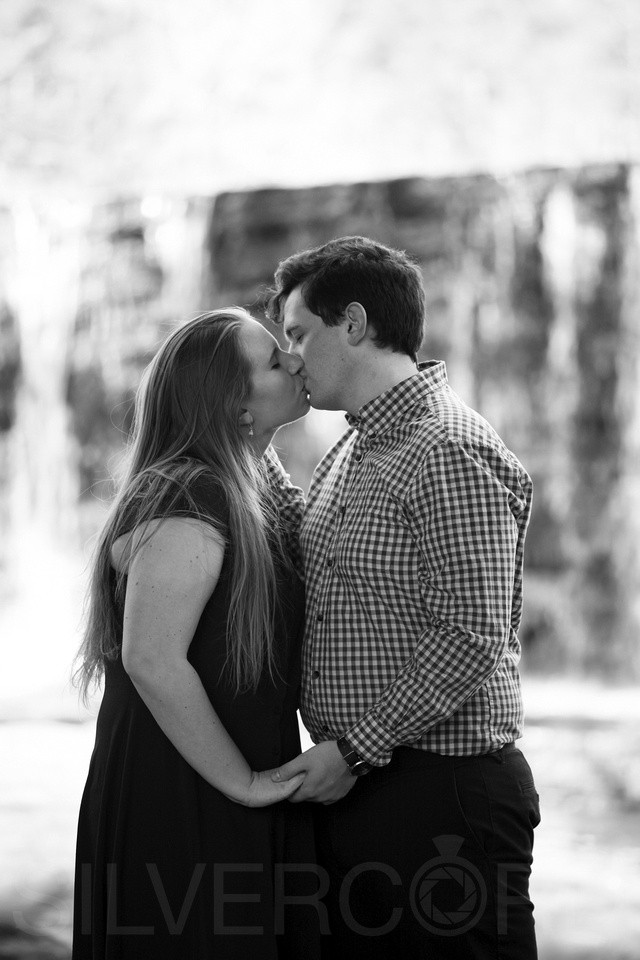 Engagement photography at Yates Mill Park and Engagement photography in Fuquay Varina at antique shop Bostic Wilson by Silvercord Event Photography-16