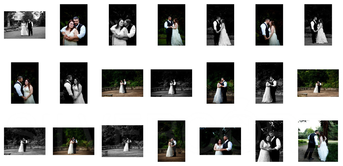 Fred Fletcher Park Raleigh wedding photography 5
