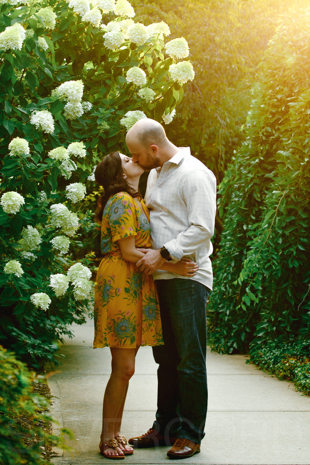 Engagement photography at JC Raulston Arboretum in Raleigh by Silvercord Event Photography-27