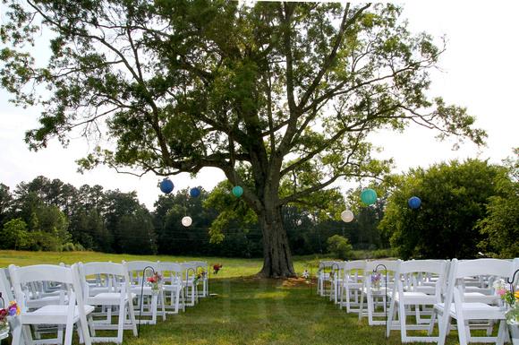 Wedding photography + Snipes farm Retreat + Chapel Hill NC + Raleigh NC + under the big tree wedding