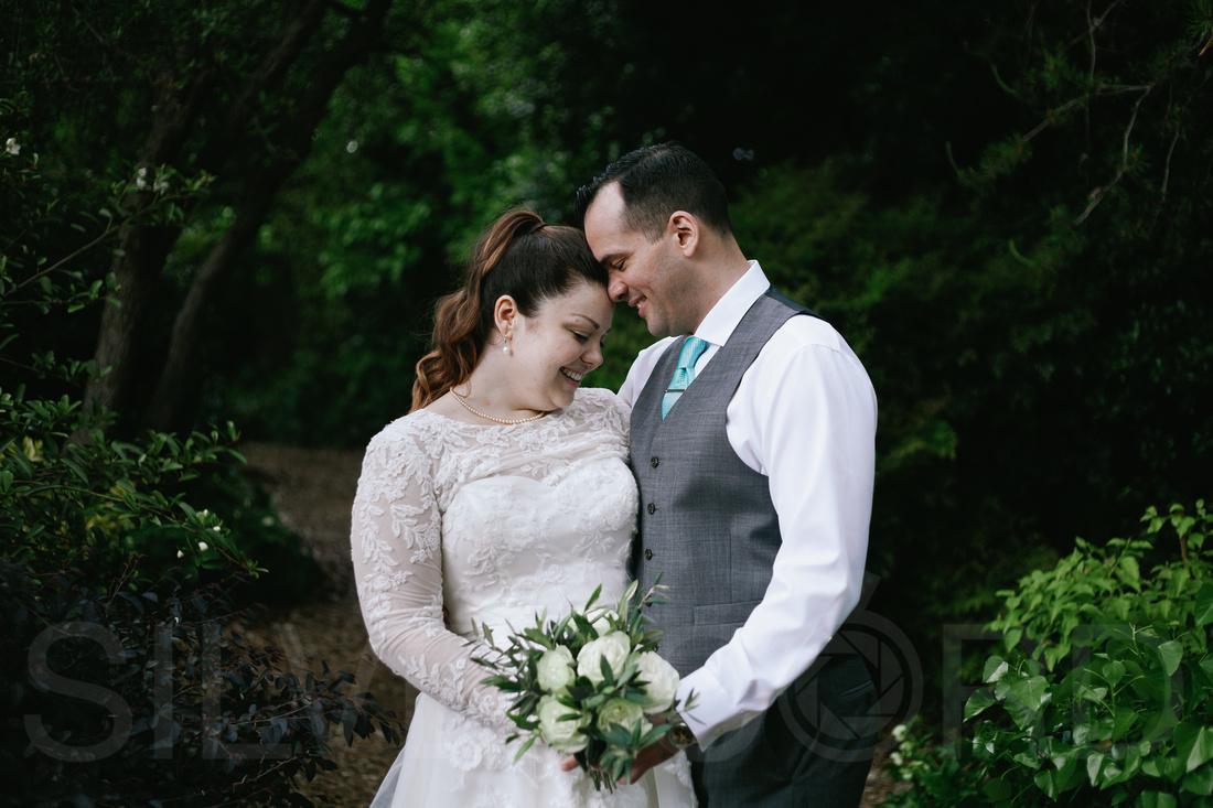 JC Raulston Arboretum wedding photographers Raleigh