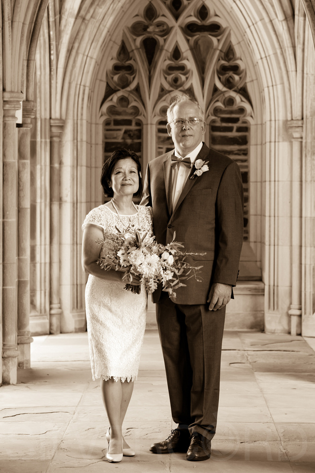 Duke Chapel wedding photography, photographer wedding vow renewal-18
