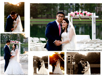 Durham + Wedding photography + Doubletree by Hilton + F&L