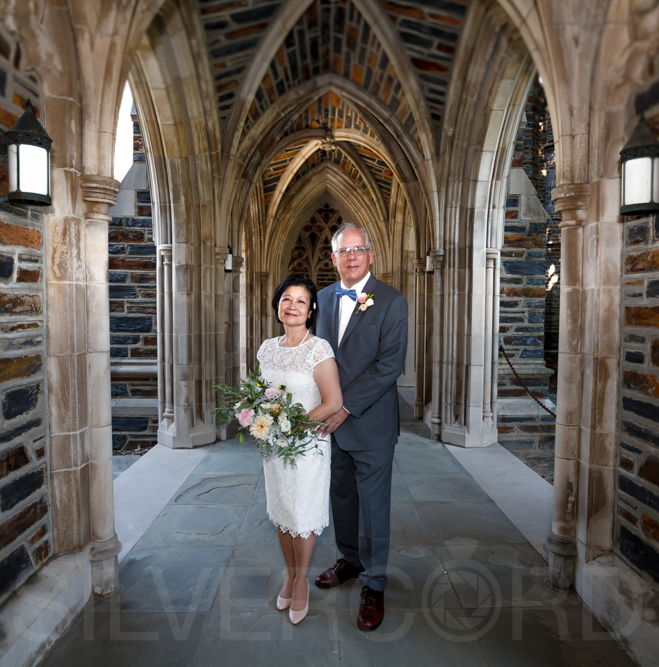 Duke Chapel wedding photography, photographer wedding vow renewal-14