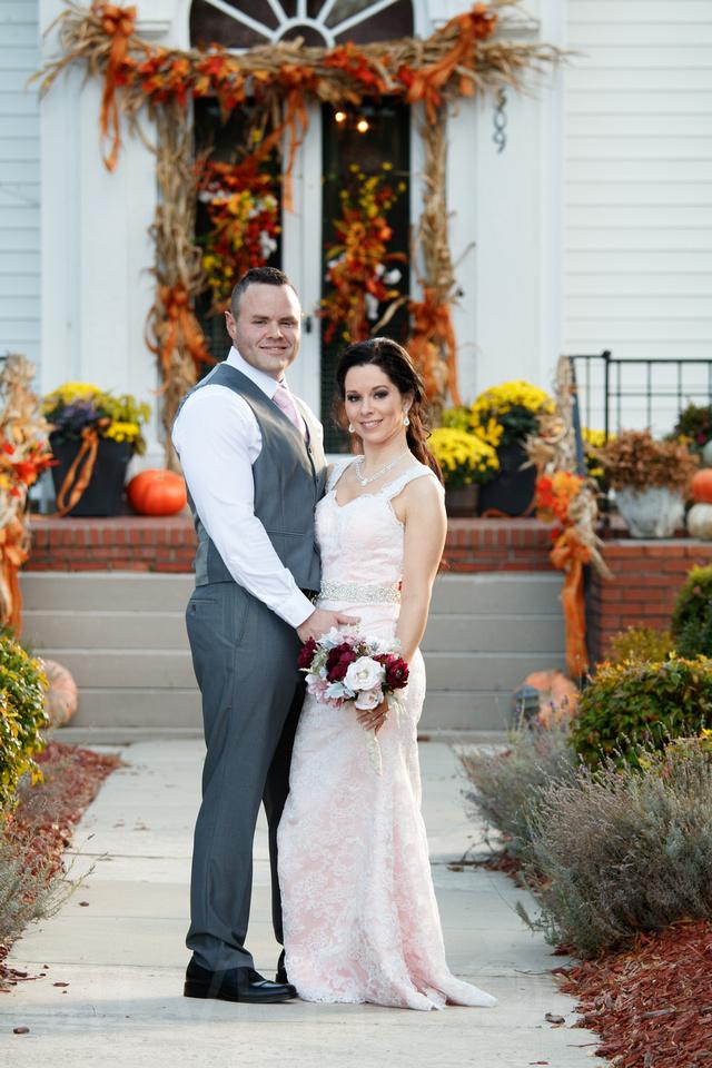 Simply Divine Dunn NC wedding photography October wedding North Carolina-49