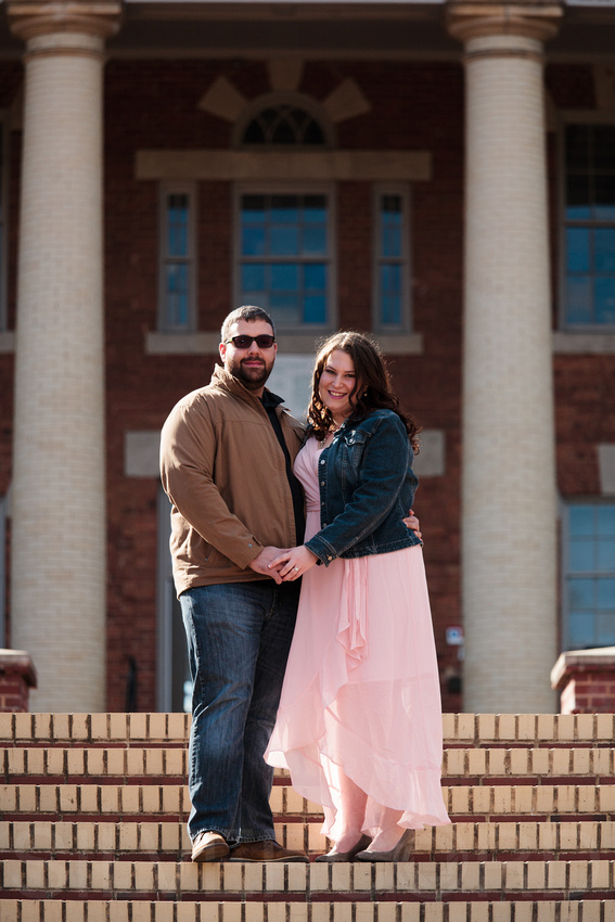 Raleigh Engagement photography at N.C. State University Silvercord Event Photography-3