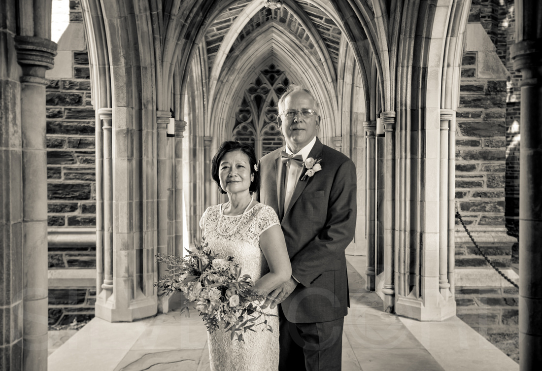 Duke Chapel wedding photography, photographer wedding vow renewal-15