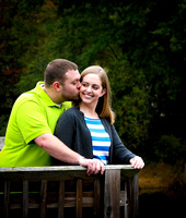 Yates Mill Park + Raleigh NC + Engagement Photography + 18