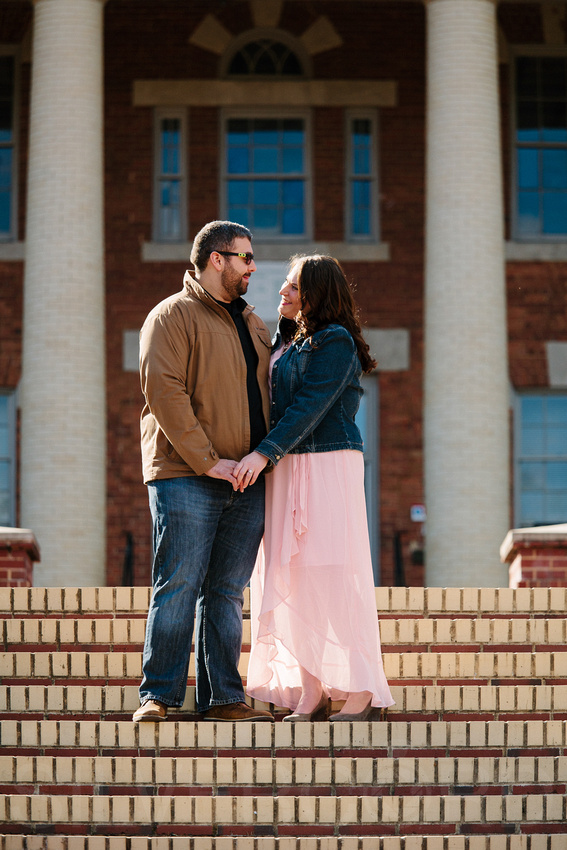 Raleigh Engagement photography at N.C. State University Silvercord Event Photography-1