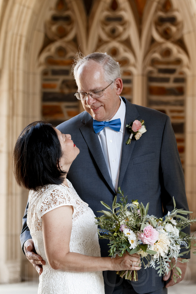Duke Chapel wedding photography, photographer wedding vow renewal-19