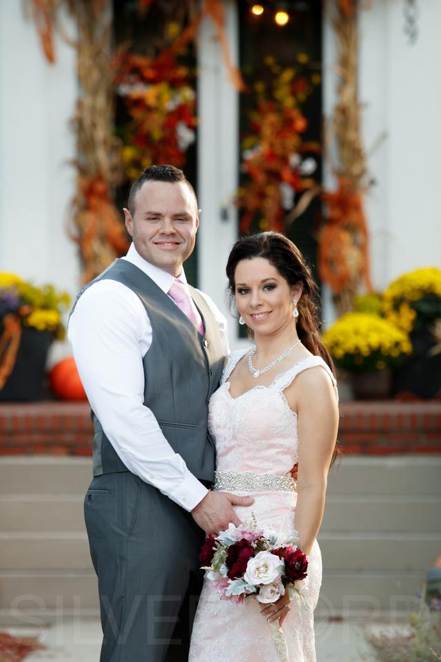 Simply Divine Dunn NC wedding photography October wedding North Carolina-50
